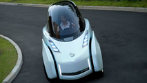 Nissan developing an improved version of the Renault Twizy - report