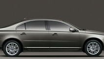 Volvo Presents Long Wheelbase S80L For Chinese Market