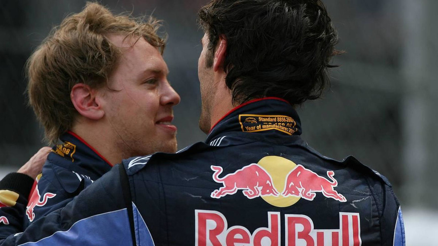 Massa, Barrichello, approve of Red Bull position swapping