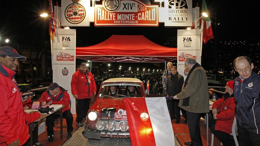 MINI heads back to rally racing [video]