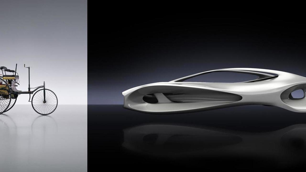 Mercedes Aesthetics 125 sculpture 31.1.2011