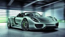 Porsche Unveils 918 Spyder Super-Sports Hybrid Concept in Geneva [Video]