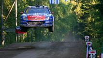 Citroën selects 10 best 'Big Air' rally photos