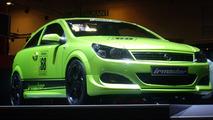 Irmscher Opel Astra GTC Turbo with LPG Drive Debuts in Geneva