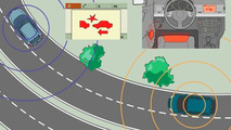 GM Develops Vehicle 2 Vehicle Communication