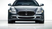 Maserati Quattroporte Facelift Revealed