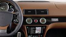 Artega GT's interior