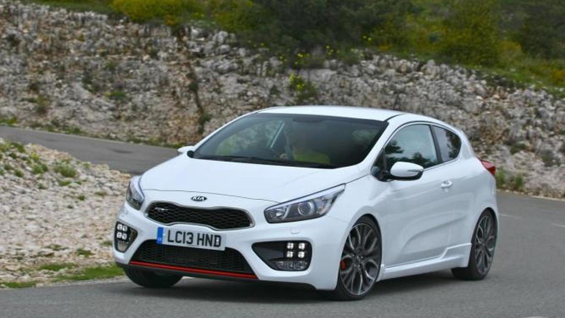 Kia planning more GT models - report
