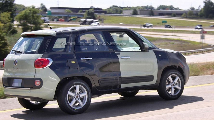 Fiat 500X & Jeep Junior spied undergoing testing