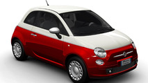 Fiat 500 Bicolore debuts at Bologna