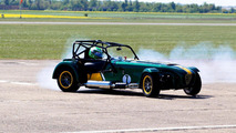 Caterham Seven Team Lotus Special Edition 27.04.2011