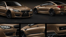 2012 BMW 6-Series Coupe aero package by Prior Design previewed