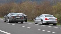 2013 Mercedes-Benz SL-Class prototype spy photos 22.04.2010