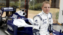 No Friday sessions for Williams' tester Bottas