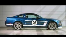 Saleen Dan Gurney Signature Edition Mustang