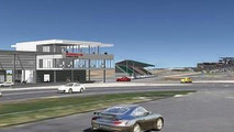 Porsche Experience Center at Le Mans