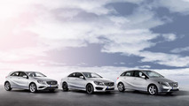 Mercedes A-, B- & CLA-Class gain new engines