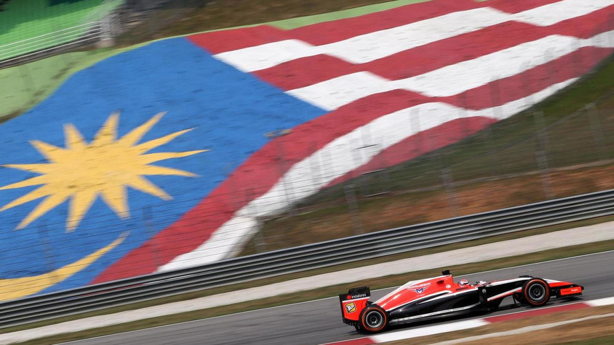 Malaysia undecided over F1 contract extension
