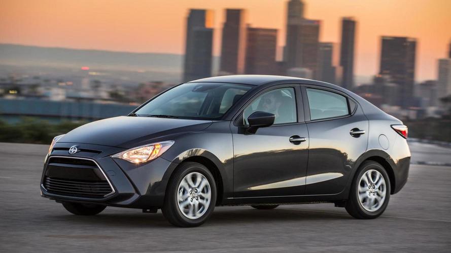 Scion iA introduced in New York as rebadged Mazda2 Sedan