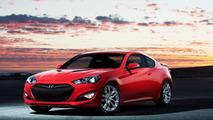 2015 Hyundai Genesis Coupe drops the turbocharged 2.0-liter engine