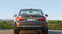 2013 BMW 7-Series facelift 25.05.2012