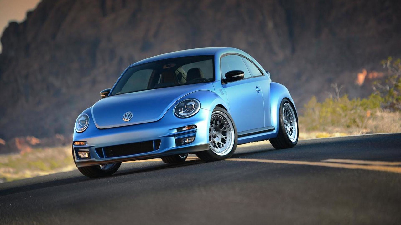 Volkswagen Super Beetle for SEMA 29.10.2012