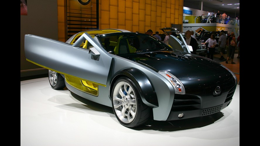 Nissan Urge Concept