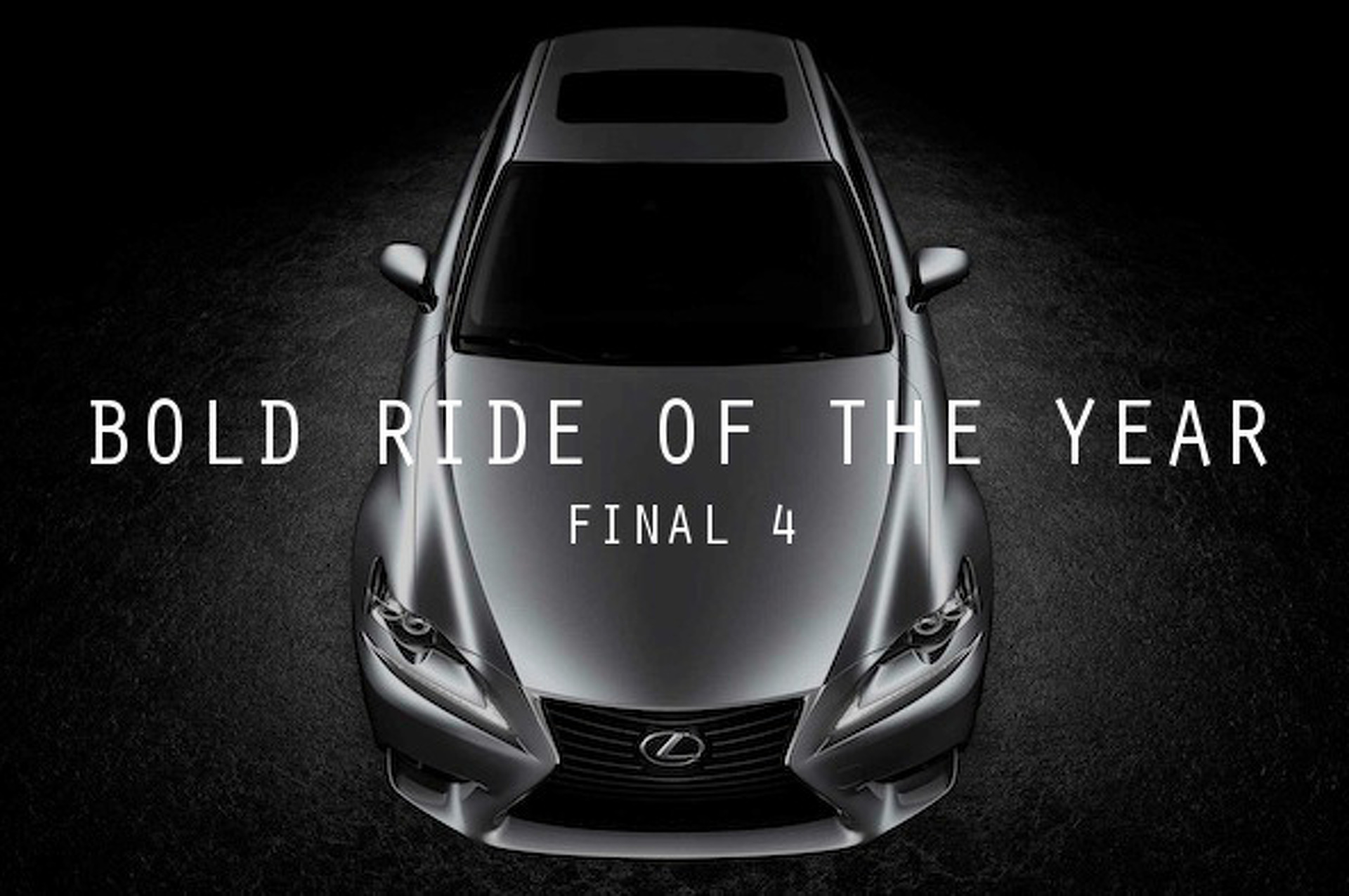 2013 Bold Ride of the Year: The Final 4