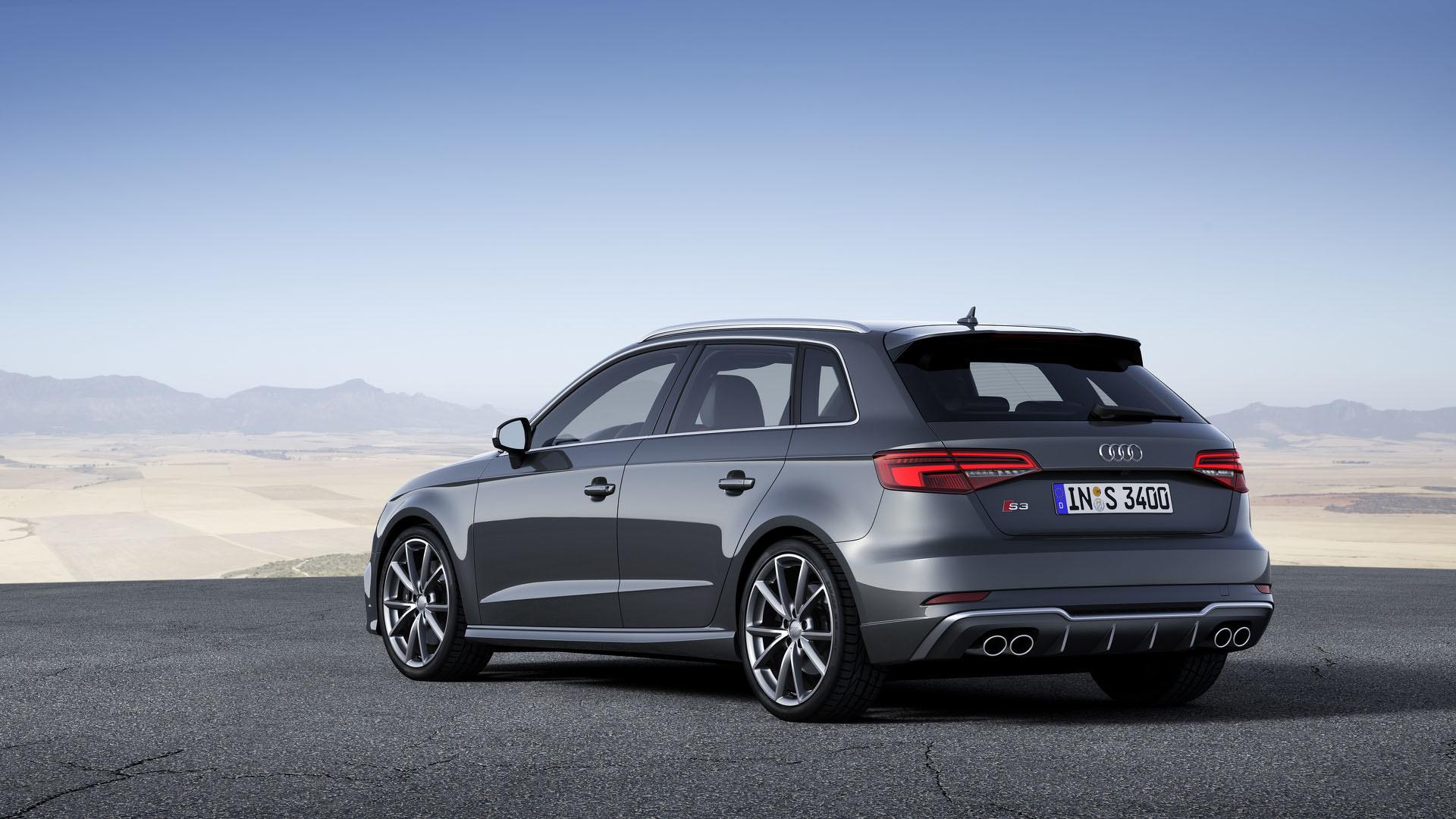 Audi A3 Ve S3 Ailesi Makyajlandı
