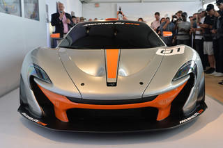 Everything You Need to Know About the McLaren P1 GTR: Video