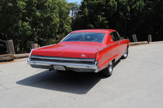 1968 Dodge Polara Shows Off Its Classic Curves: Your Ride