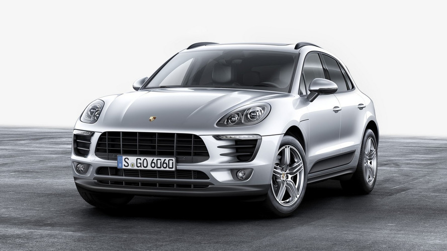 Four-cylinder Porsche Macan launched in Germany