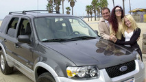 2005 Ford Escape Hybrid Delivers