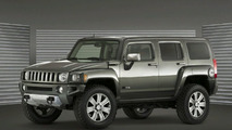 HUMMER Concepts To Debut at SEMA 2008