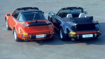 911 Turbo 3.3. Targa and Cabriolet (MY 1987)