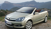 New Opel Astra TwinTop