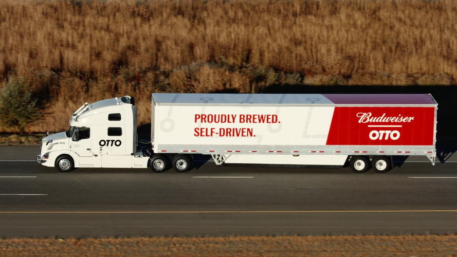 Otto's autonomous truck test through Nevada was illegal