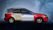 Halloween Horror Car revealed as a mashup of cars that are most prone to failure