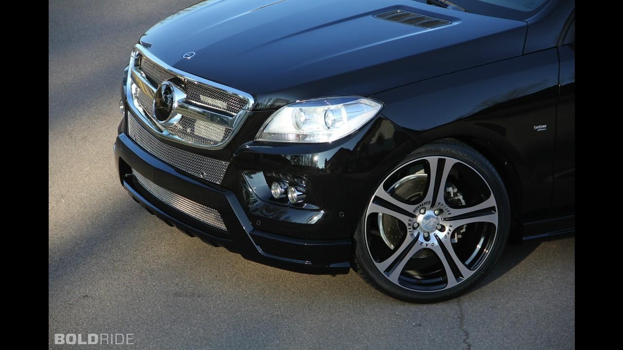 Carlsson Mercedes-Benz ML CD35