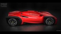 Ferrari Flusso Concept
