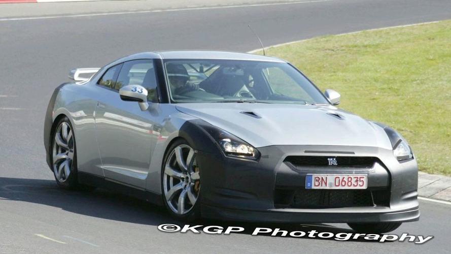 Nissan GT-R Clearest Shots Yet