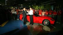 Dodge Viper Reaches 25,000 Milestone
