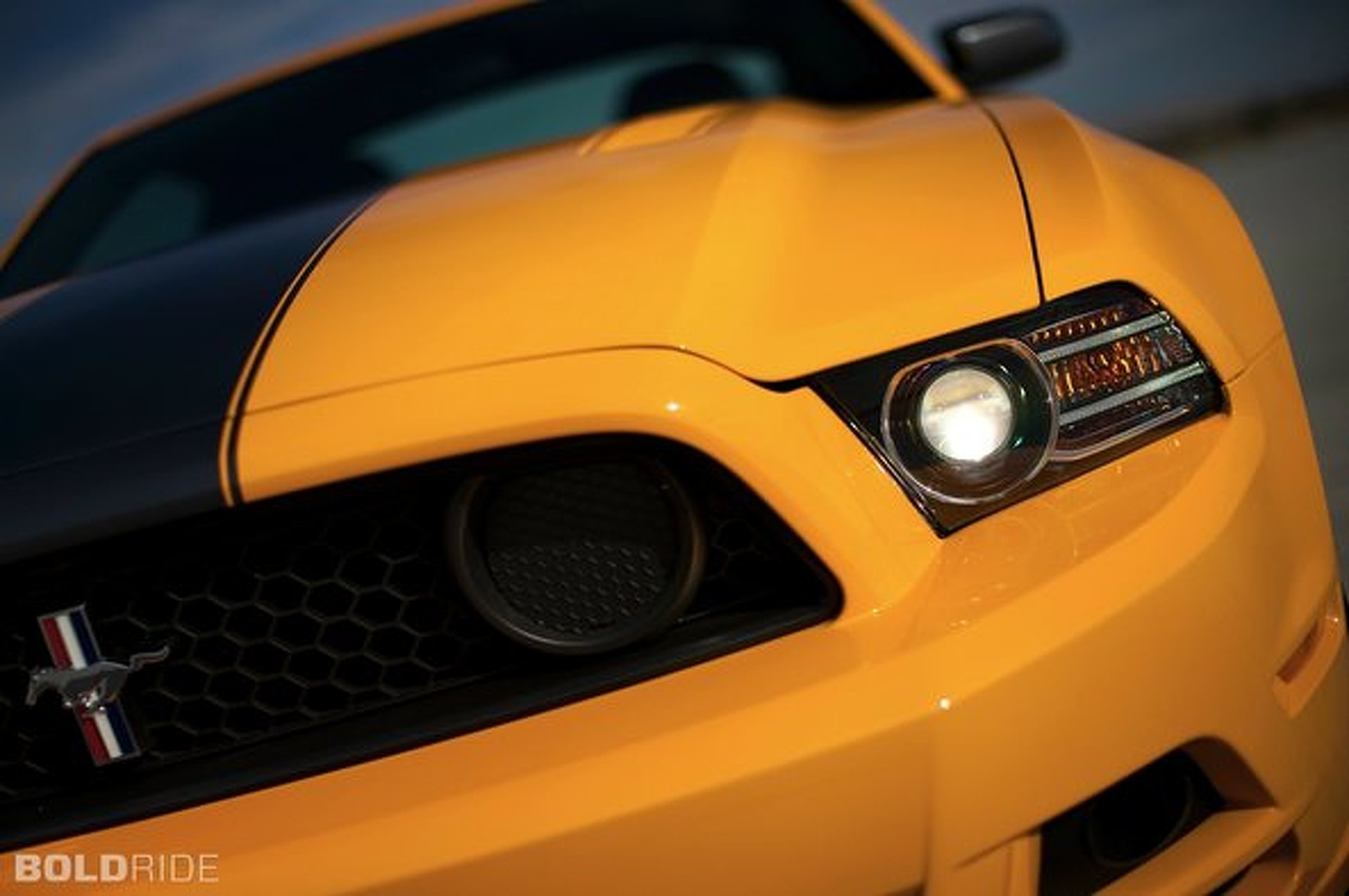 2015 Ford Mustang Could Share Same Engine as Focus RS