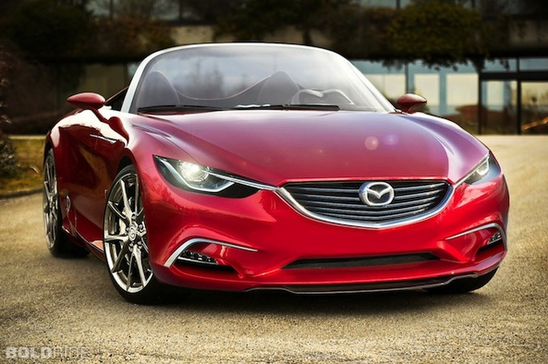 2015 Mazda MX-5 Miata to Debut in Chicago Next Month [UPDATE] Actually, It's Not.
