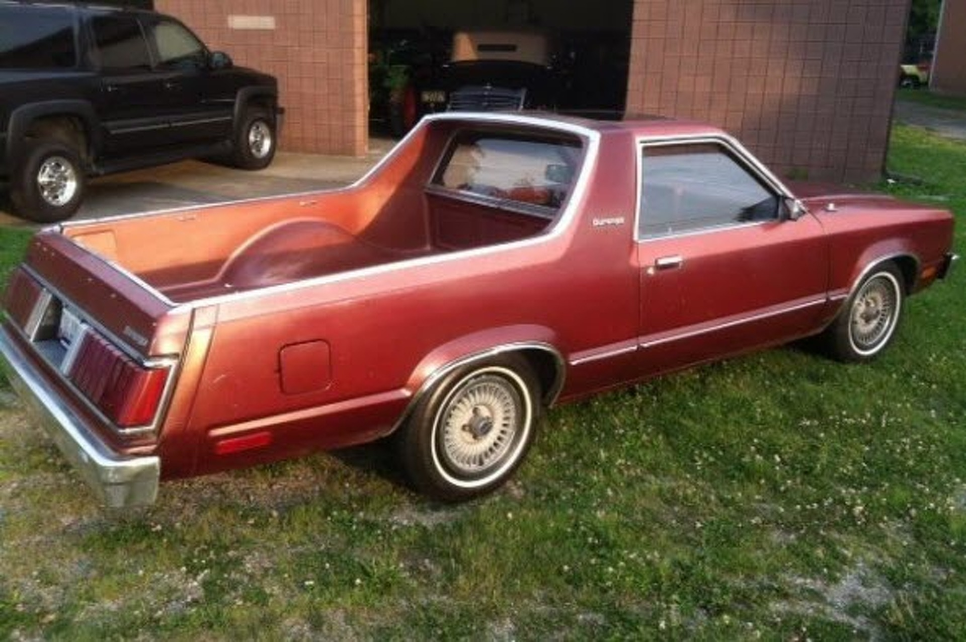 Auction Car Of The Week 1981 Ford Durango