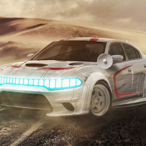 Imagine If 'Star Wars' Characters Had Cars