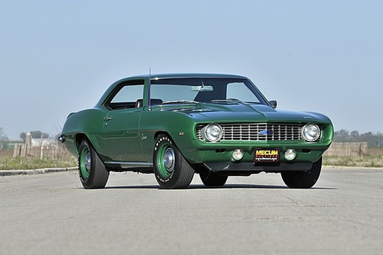 Sold Ride: 1969 COPO 427 Camaro