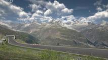 The Matterhorn in Gran Turismo 6 12.6.2013