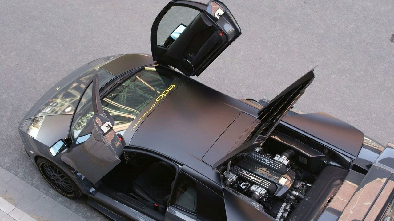 Edo Competiion LP710/2 Lamborghini