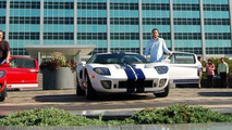 Lessons Learned from Ford GT